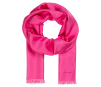 Seidenschal - pink