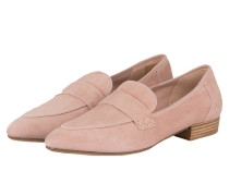 Penny-Loafer - nude