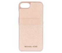 iPhone-Hülle aus Saffiano-Leder