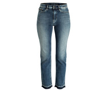 7/8-Jeans - waterfall blue