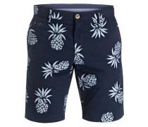 Chino-Shorts Classic-Fit - dunkelblau