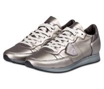 Sneaker TROPEZ - silber metallic