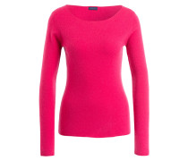 Cashmere-Pullover - magenta
