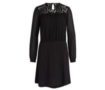 Kleid mit Spitzeneinsatz