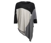 Pullover MELINDA - schwarz/ ecru/ grau