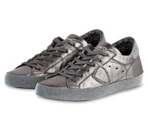 Sneaker PARIS - grau metallic