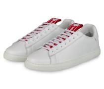 Sneaker EVOLUTION - WEISS/ ROT