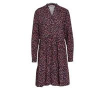 Kleid FQADNEY mit Glitzergarn