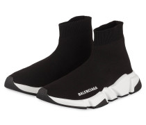 Hightop-Sneaker SPEED TRAINER - SCHWARZ