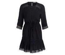 Kleid RONSARD - dunkelblau