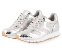 Sneaker JULIA - silber