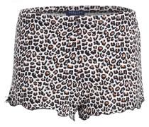 Schlaf-Shorts - schwarz
