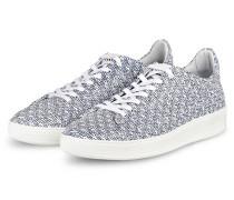 Sneaker FLORIS SPORT - WEISS/ DUNKELBLAU