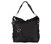 Hobo-Bag 100 PEACHES - schwarz