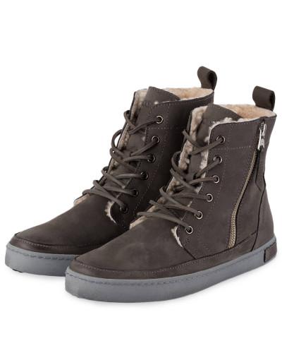 Hightop-Sneaker - graphit
