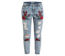 7/8-Jeans TONNI - blau