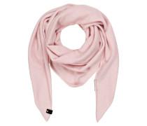 Cashmere-Dreieckstuch - rosa