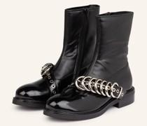 Boots BRITAIN - SCHWARZ