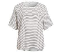 T-Shirt SABRINE - weiss/ schwarz gestreift