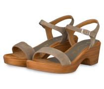 Sandaletten IRITA - KHAKI