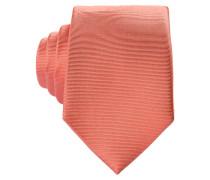 Krawatte - koralle