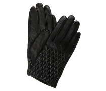 Lederhandschuhe ACARO - schwarz