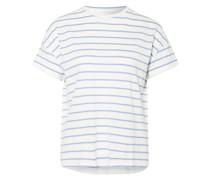 T-Shirt SILEIKA mit Leinen