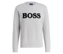 Sweatshirt STADLER - grau meliert