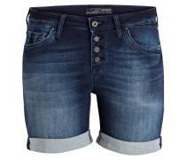 Jeans-Shorts CAMILLA - dunkelblau