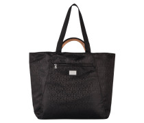 Wende-Shopper ARUBA TWIST - schwarz