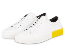 Sneaker ELPIQUE IMPACT - weiss/ gelb