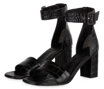 Sandaletten OLIVIA - SCHWARZ
