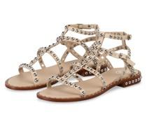 Sandalen PRECIOUS mit Nietenbesatz