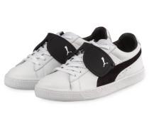 Sneaker SUEDE CLASSIC - WEISS/ SCHWARZ