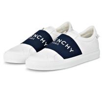 Sneaker - WEISS/ NAVY