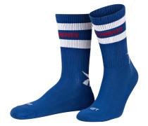 Socken - blau