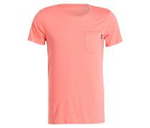 T-Shirt ALONTE - koralle
