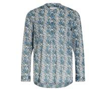 Blusenshirt FLORINAL mit Stehkragen