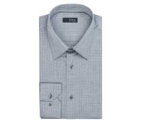 Hemd Slim-Fit - grau