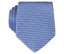 Krawatte - hellblau/ blaugrau