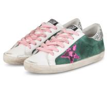 Sneaker SUPERSTAR - GRÜN/ WEISS