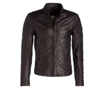 Lederjacke COPPER