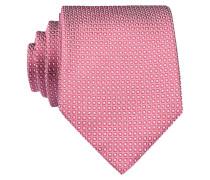 Krawatte - himbeere