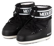 Moon Boots CLASSIC LOW - SCHWARZ