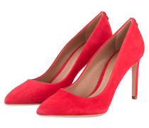 Pumps STAPLE - pink