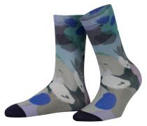 Socken PAINTED FLOWER
