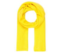 Cashmere-Schal - gelb