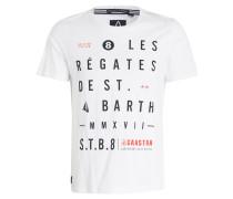 T-Shirt BART - weiss