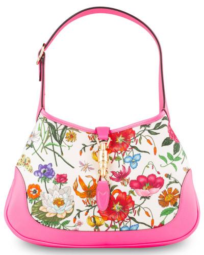 Hobo-Bag JACKIE FLORA SMALL