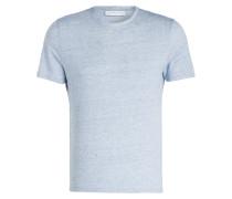 Leinenshirt - blau